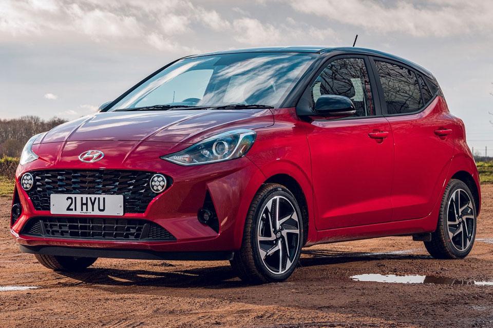 Hyundai-i10-(2020)---Front-Angle