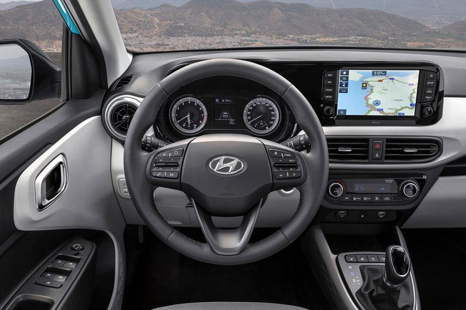Hyundai-i10-(2020)---Interior